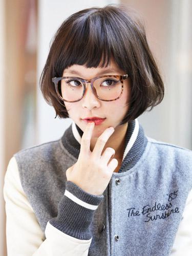 0代髪型 ショート・面長・くせ毛に似合う髪型を教えて!