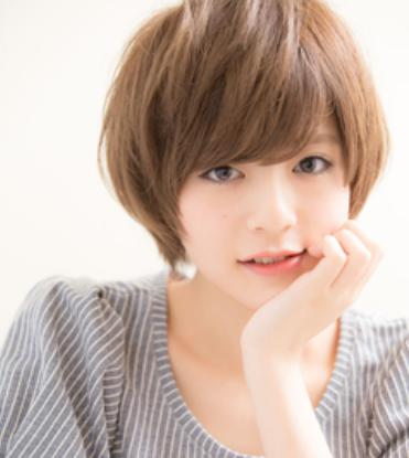 40代髪型☆面長ショートのかわいい髪型をチェック!!
