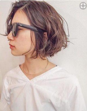 40代髪型☆ボブ前髪なしの素敵な髪型をチェック!!