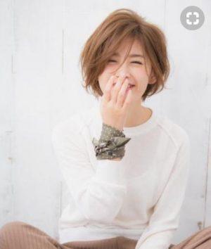40代髪型☆丸顔に似合うショートパーマスタイルはどれ??
