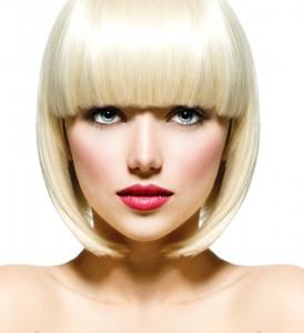 40代髪型☆丸顔さんが押さえるべきポイントは何?