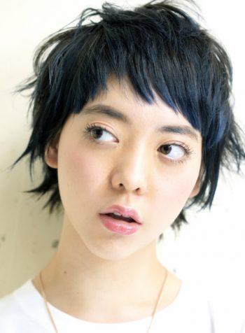 40代髪型☆ウルフカットのショートバージョンってどんな感じなの??