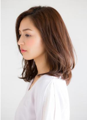 40代に似合うセミロング&パーマ☆おすすめを教えて!!