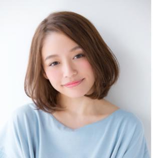 40代髪型☆ワンレンボブがブーム!!