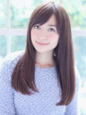 40代髪型☆ベース型さんに似合うロングをチェック!!