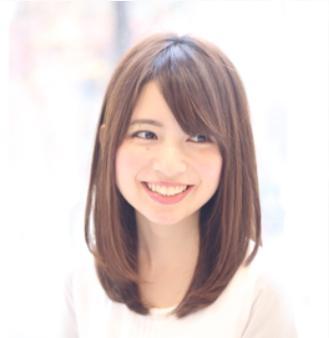 40代 髪型 セミロング ストレート☆ポイントは「艶」!簡単にツヤツヤにするには?