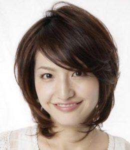40代に人気の髪型はミディアム☆面長にもおススメ!!