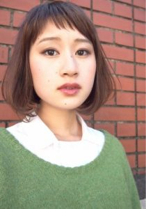 40代髪型☆丸顔の似合うポイント、NGポイントは何?