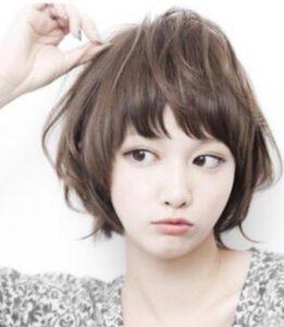 40代髪型 ショート・面長・くせ毛に似合う髪型を教えて!