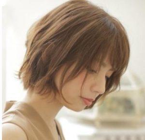 40代髪型 ☆丸顔 太めに似合うショートをチェック!