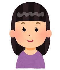 逆三角顔さんに似合う前髪、NGな前髪