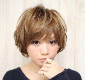 40代髪型☆面長さんに似合うショートをチェック!!