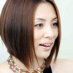 40代 髪型 ボブ 前下がり☆芸能人の髪型をチェックしてみよう!