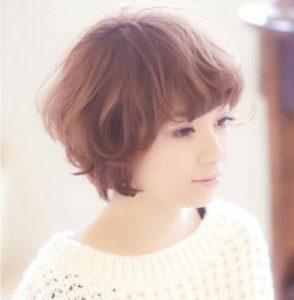 40代髪型☆面長さんに似合うパーマボブはこれ!!