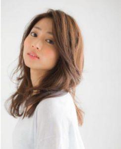 40代髪型☆セミロング「前髪あり」をチェック!