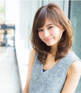 40代髪型☆面長さんに似合うセミロングをチェック!!