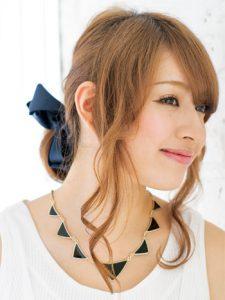 40代髪型☆ベース型さんがアレンジヘアーにするときのポイントを教えて♡